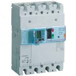 MCCB electronic release + e.l.c.bs - DPX³ 250 - Icu 25 kA 400 V~ - 4P - 100 A