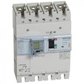 MCCB electronic release + e.l.c.bs - DPX³ 250 - Icu 25 kA 400 V~ - 4P - 160 A