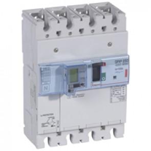 MCCB electronic release + e.l.c.bs - DPX³ 250 - Icu 36 kA 400 V~ - 4P - 100 A