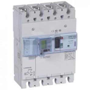 MCCB electronic release + e.l.c.bs - DPX³ 250 - Icu 50 kA 400 V~ - 4P - 160 A
