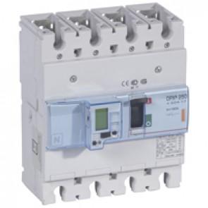 MCCB electronic + energy metering - DPX³ 250 - Icu 25 kA 400 V~ - 4P - 160 A