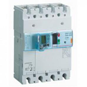MCCB electronic + energy metering + e.l.c.bs - DPX³ 250 - Icu 25 kA - 4P - 40 A