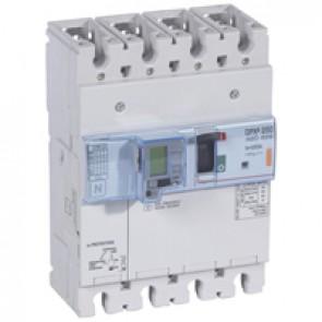 MCCB electronic + energy metering + e.l.c.bs - DPX³ 250 - Icu 25 kA - 4P - 250 A