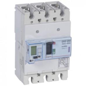MCCB electronic + energy metering - DPX³ 250 - Icu 50 kA 400 V~ - 3P - 250 A