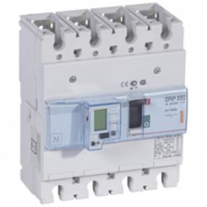MCCB electronic release Sg - DPX³ 250 - Icu 25 kA 400 V~ - 4P - 160 A