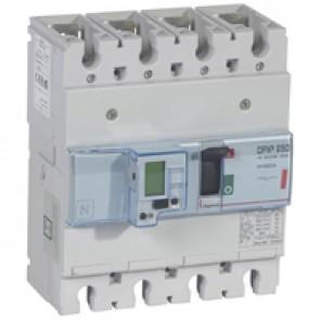 MCCB electronic release Sg - DPX³ 250 - Icu 36 kA 400 V~ - 4P - 250 A
