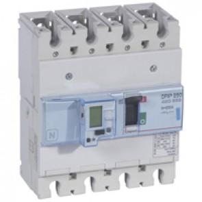 MCCB electronic release Sg - DPX³ 250 - Icu 50 kA 400 V~ - 4P - 250 A