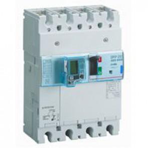MCCB electronic release + e.l.c.bs - DPX³ 250 - Icu 70 kA 400 V~ - 4P - 40 A