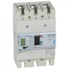 MCCB electronic + energy metering - DPX³ 250 - Icu 70 kA 400 V~ - 3P - 40 A