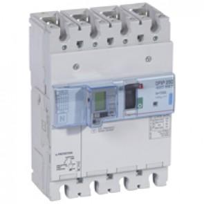 MCCB electronic + energy metering + e.l.c.bs - DPX³ 250 - Icu 70 kA - 4P - 100 A