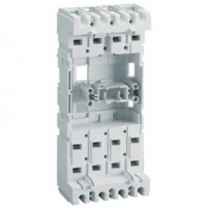 Plug-in base for DPX³ 160 - 4P