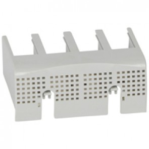 Sealable terminal shields - for DPX³ 160 4P - rear terminals