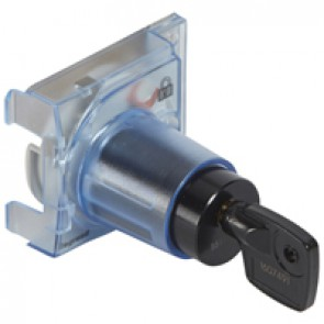 Key barrel for side motor operator - Profalux