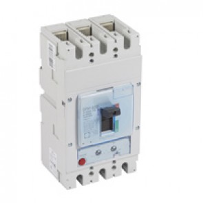 MCCB DPX³ 630 - thermal magnetic - 3P - Icu 50 kA (400 V~) - In 320 A