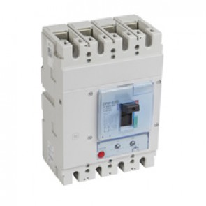 MCCB DPX³ 630 - thermal magnetic - 4P - Icu 50 kA (400 V~) - In 320 A