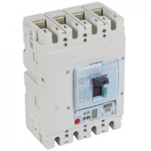 MCCB DPX³ 630 - S2 elec release + central - 4P - Icu 36 kA (400 V~) - In 250 A