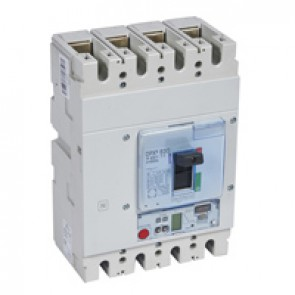 MCCB DPX³ 630 - S2 elec release + central - 4P - Icu 50 kA (400 V~) - In 250 A