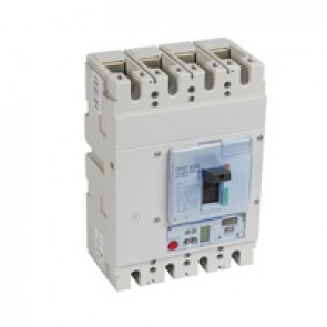 MCCB DPX³ 630 - Sg electronic release - 4P - Icu 50 kA (400 V~) - In 400 A