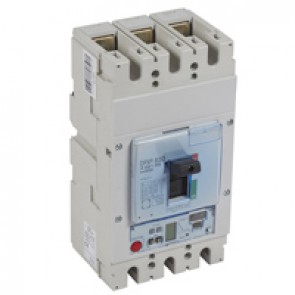 MCCB DPX³ 630 - Sg electronic release - 3P - Icu 100 kA (400 V~) - In 400 A