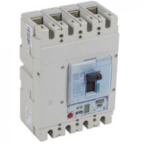 MCCB DPX³ 630 - Sg elec release + central - 4P - Icu 36 kA (400 V~) - In 400 A