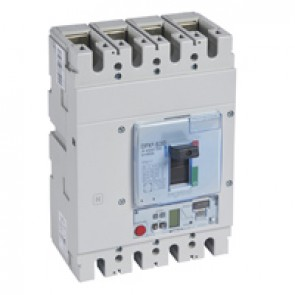 MCCB DPX³ 630 - Sg elec release + central - 4P - Icu 70 kA (400 V~) - In 400 A