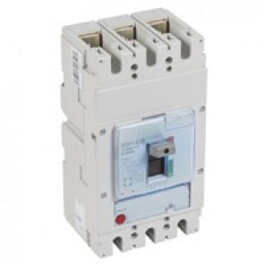 DPX³-I 630 - trip-free switches - 3P - In 630 A
