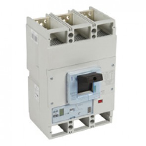 MCCB DPX³ 1600 - S2 electronic release - 3P - Icu 50 kA (400 V~) - In 800 A