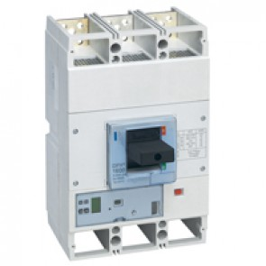 MCCB DPX³ 1600 - Sg electronic release - 3P - Icu 70 kA (400 V~) - In 1600 A
