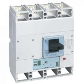 MCCB DPX³ 1600 - Sg electronic release - 4P - Icu 70 kA (400 V~) - In 1600 A
