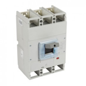 DPX³-I 1600 - trip-free switches - 3P - In 800 A