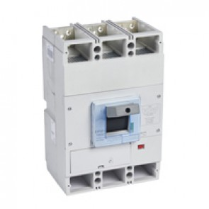 DPX³-I 1600 - trip-free switches - 3P - In 1250 A