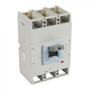 DPX³-I 1600 - trip-free switches - 3P - In 1600 A