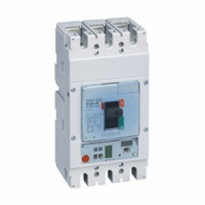 MCCB DPX³ 630 - S1 electronic release - 3P - Icu 36 kA (400 V~) - In 320 A