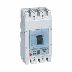 MCCB DPX³ 630 - S1 electronic release - 3P - Icu 36 kA (400 V~) - In 630 A
