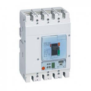 MCCB DPX³ 630 - S1 electronic release - 4P - Icu 36 kA (400 V~) - In 320 A
