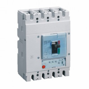 MCCB DPX³ 630 - S1 electronic release - 4P - Icu 50 kA (400 V~) - In 320 A