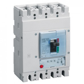 MCCB DPX³ 630 - S1 electronic release - 4P - Icu 50 kA (400 V~) - In 400 A