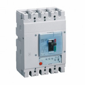 MCCB DPX³ 630 - S1 electronic release - 4P - Icu 50 kA (400 V~) - In 500 A