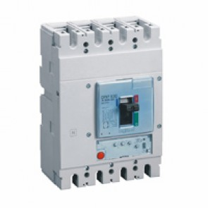 MCCB DPX³ 630 - S1 electronic release - 4P - Icu 70 kA (400 V~) - In 250 A