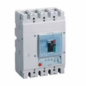MCCB DPX³ 630 - S1 electronic release - 4P - Icu 70 kA (400 V~) - In 320 A