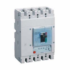 MCCB DPX³ 630 - S1 electronic release - 4P - Icu 70 kA (400 V~) - In 630 A