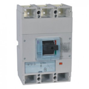 MCCB DPX³ 1600 - S1 electronic release - 3P - Icu 36 kA (400 V~) - In 1600 A