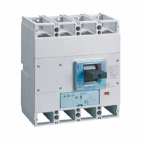 MCCB DPX³ 1600 - S1 electronic release - 4P - Icu 36 kA (400 V~) - In 800 A