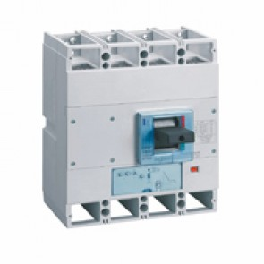 MCCB DPX³ 1600 - S1 electronic release - 4P - Icu 36 kA (400 V~) - In 1600 A