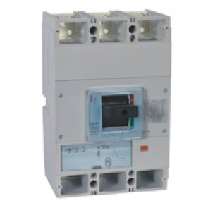 MCCB DPX³ 1600 - S1 electronic release - 3P - Icu 50 kA (400 V~) - In 630 A