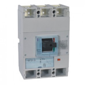 MCCB DPX³ 1600 - S1 electronic release - 3P - Icu 50 kA (400 V~) - In 1000 A