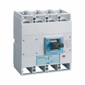 MCCB DPX³ 1600 - S1 electronic release - 4P - Icu 50 kA (400 V~) - In 800 A