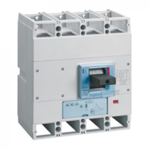 MCCB DPX³ 1600 - S1 electronic release - 4P - Icu 50 kA (400 V~) - In 1000 A