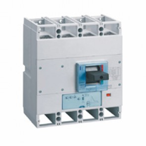 MCCB DPX³ 1600 - S1 electronic release - 4P - Icu 50 kA (400 V~) - In 1250 A
