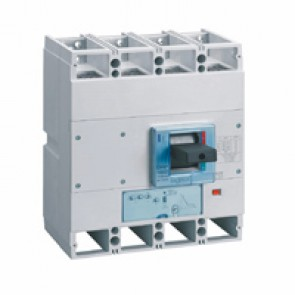 MCCB DPX³ 1600 - S1 electronic release - 4P - Icu 50 kA (400 V~) - In 1600 A